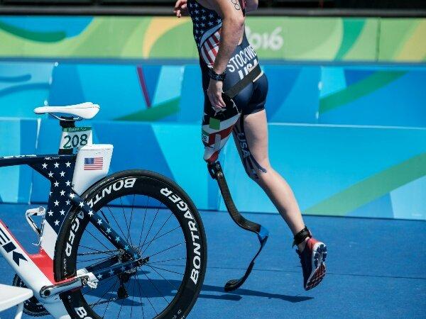World Triathlon Tunda Proses Kualifikasi Olimpiade dan Paralympiade Tokyo