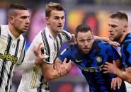 Coppa Italia 2020/2021: Prediksi Line-up Juventus vs Inter Milan