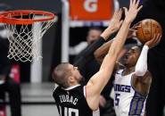 De'Aaron Fox Bikin Clippers Telan Kekalahan Kedua Beruntun