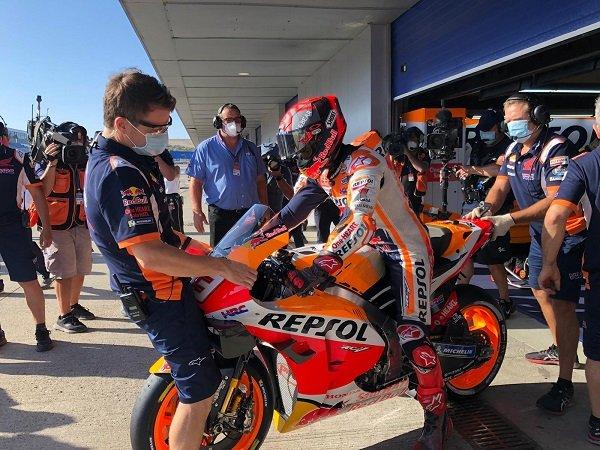 Dorna Sports sumringah bisa lanjutkan kerjasama dengan Honda hingga MotoGP 2026.