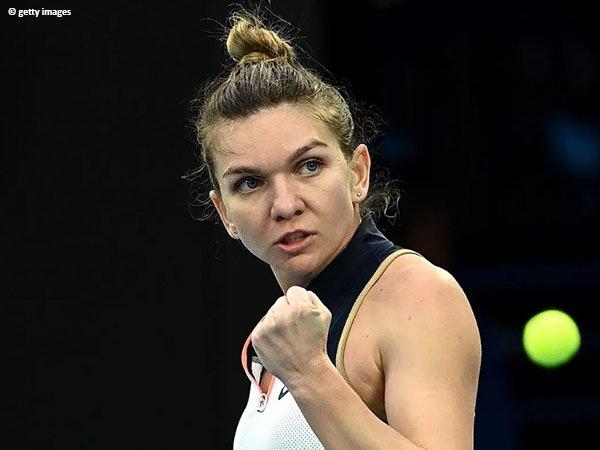 Simona Halep meluncur ke babak kedua Australian Open 2021