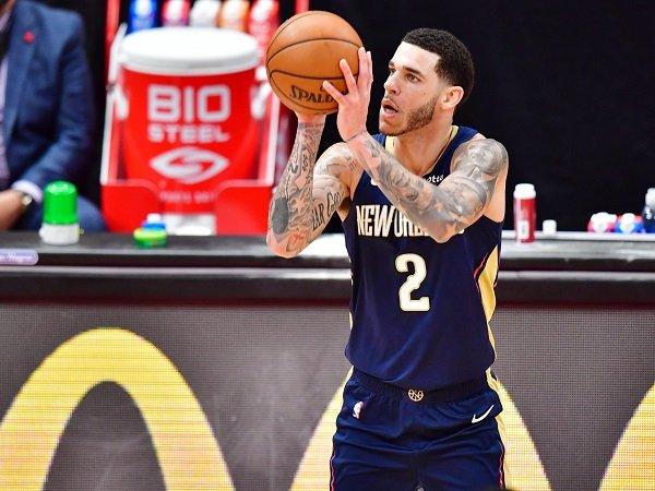 Lonzo Ball ingin bermain bagi Chicago Bulls andai dilepas oleh New Orleans Pelicans.