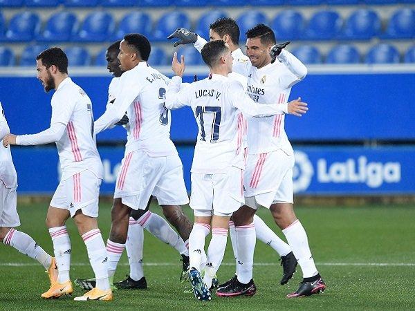 Real Madrid berhadapan dengan Getafe pada pertandingan berikutnya di La Liga.