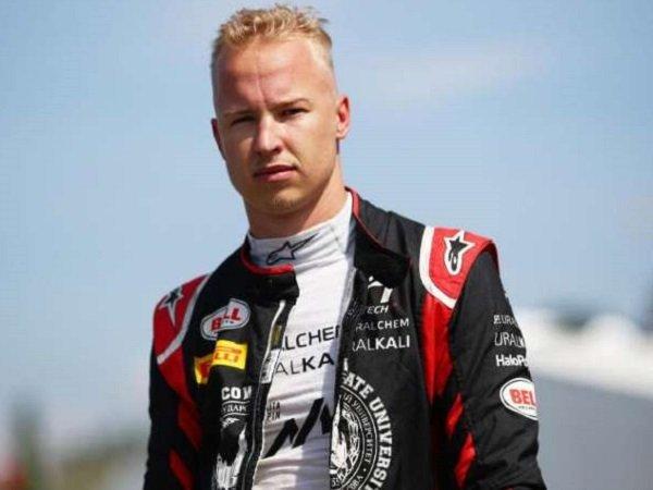 Pebalap Haas, Nikita Mazepin.