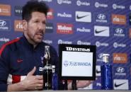 Simeone Enggan Bandingkan Atletico Madrid Sekarang Dengan Versi 2014