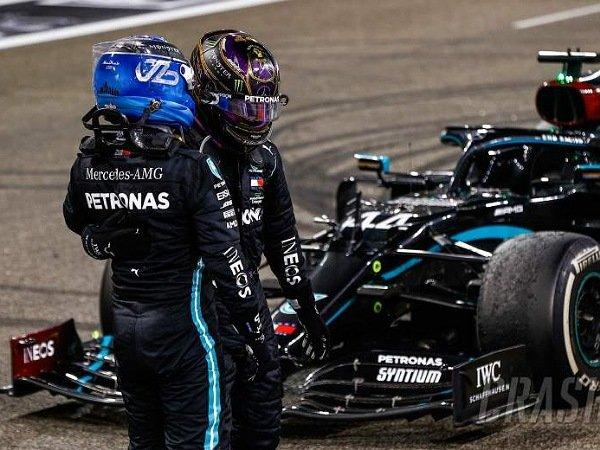 Grid Formula 1 musim 2021 telah lengkap.