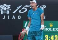Hasil Australian Open: Alexei Popyrin Buat David Goffin Gigit Jari