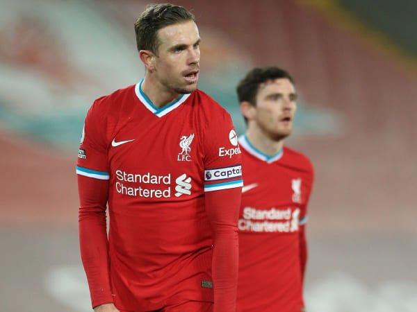 Henderson Minta Liverpool Lebih Fokus Jalani Laga Demi Laga