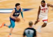 LaMelo Ball Cetak Double-double, Hornets Hempaskan Rockets