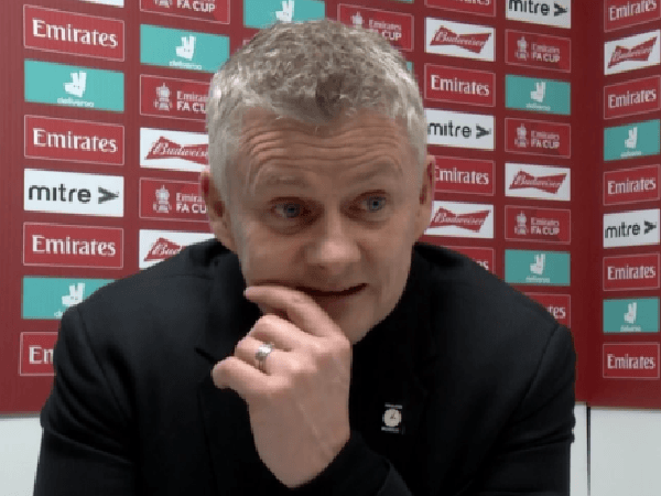 Solskjaer beri pujian bagi striker Manchester United, Mason Greenwood