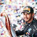 Usai Perpanjang Kontrak, Lewis Hamilton Antusias Tambah Koleksi Gelarnya