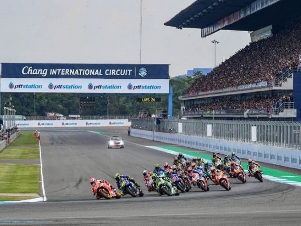 MotoGP Thailand, Dorna Sports