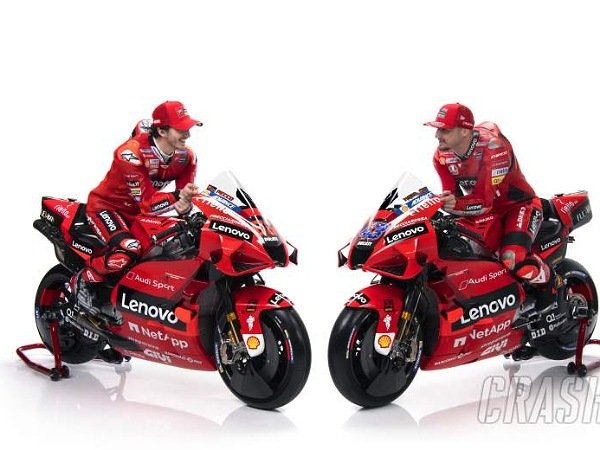 Ducati luncurkan livery untuk pembalapnya di MotoGP 2021