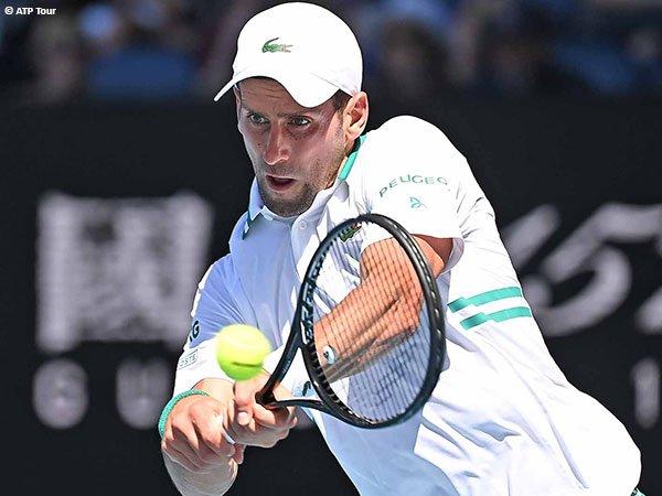 Novak Djokovic tantang Taylor Fritz di babak ketiga Australian Open 2021