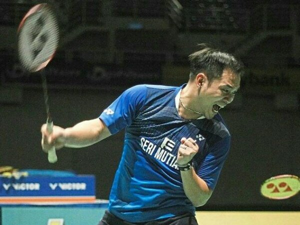 Lee Yang, Bintang Ganda Putra Nomor 3 Dunia Yang Mengidolakan Koo Kien Keat