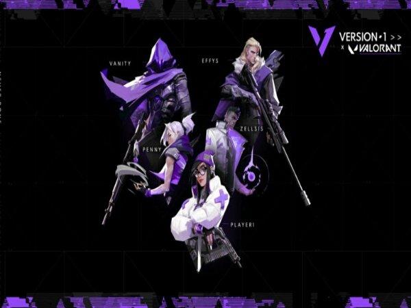 Version1 Rambah VALORANT Dengan Bermodalkan Roster Counter-Strike
