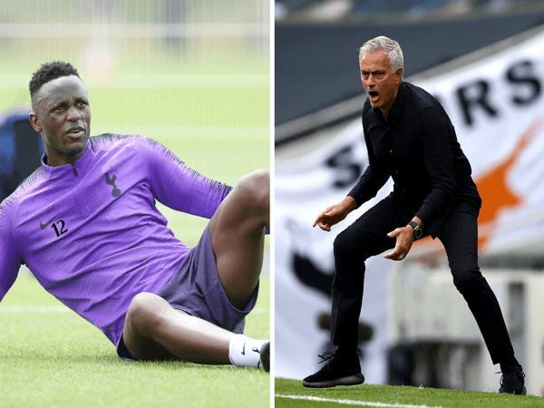 Wanyama dan Mourinho