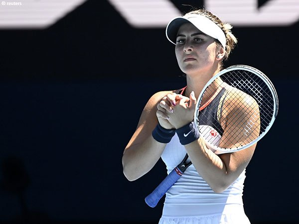 Lakoni turnamen pertama dalam 15 bulan terakhir, Bianca Andreescu kalah di babak kedua Australian Open