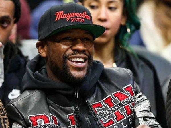 Floyd Maywather Jrumumkan kembali naik ring. (Images: Instagram)