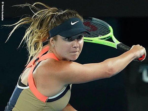 Elina Svitolina melaju ke babak ketiga Australian Open 2021