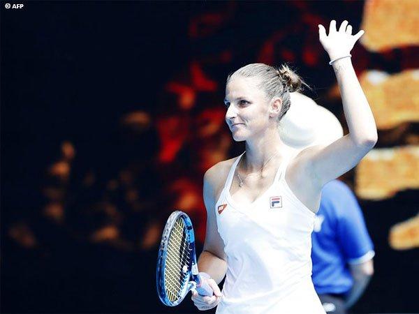 Karolina Pliskova tembus babak ketiga Australian Open 2021
