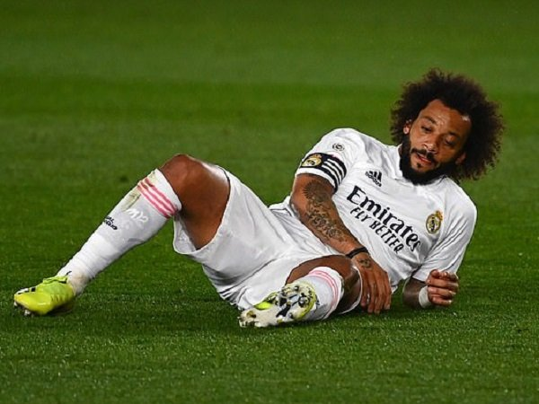 Bek sayap Real Madrid, Marcelo. (Images: Getty)