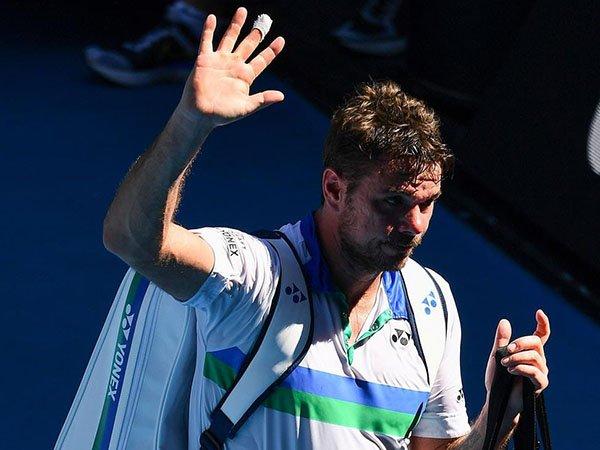 Langkah Stan Wawrinka di Australian Open 2021 berhenti di babak kedua