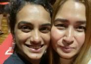 PV Sindhu Pindah Latihan di Akademi Jwala Gutta