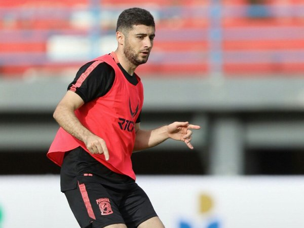 Borneo FC pinjamkan Nuriddin Dovronov ke klub Tajikistan