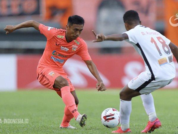 Dedi Hartono masuk ke dalam daftar 5 pemain yang dilepas Borneo FC
