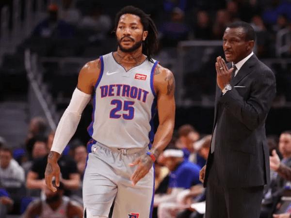 Derrick Rose sudah pamit dengan Dwane Casey sebelum ingin dilepas menuju Knicks.