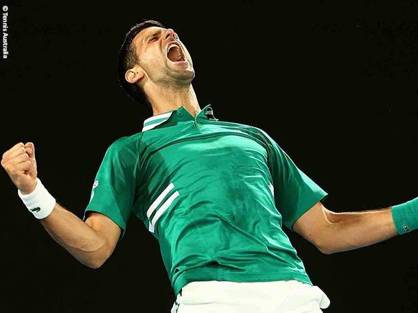 Novak Djokovic masih berpeluang cetak hat-trick di Australian Open