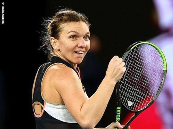 Simona Halep kembali ke pekan kedua Australian Open