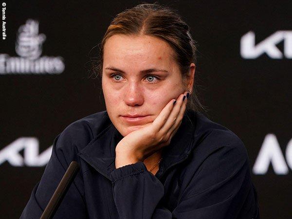 Sofia Kenin gagal pertahankan gelar Australian Open