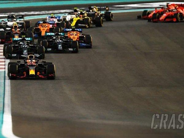 Pembekuan pengembangan mesin F1 disepakati dimulai 2022
