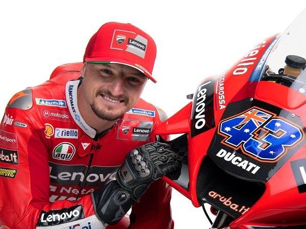 Jack Miller ingin jadi suksesor Casey Stoner di tim pabrikan Ducati.