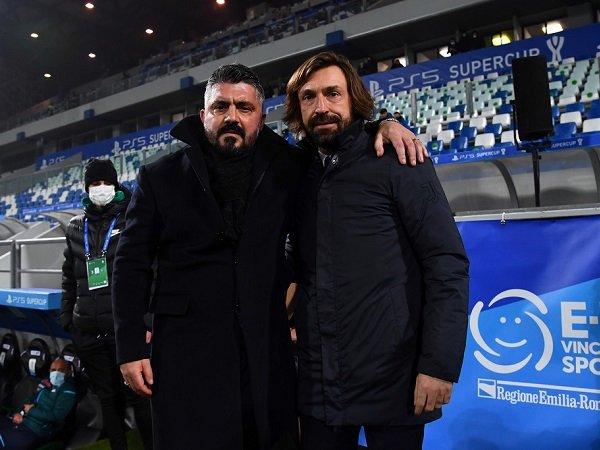 Andrea Pirlo bisa bikin Gennaro Gattuso dipecat.