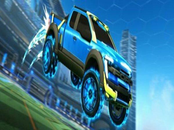 Ford F-150 Bakal Beraksi di Game Esports Rocket League