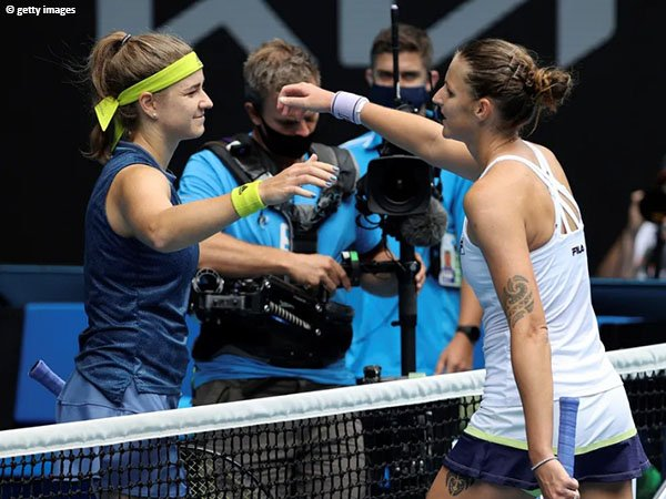 Karolina Muchova tembus pekan kedua Australian Open untuk kali pertama dalam kariernya