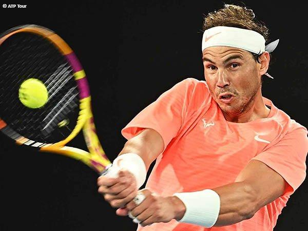 Rafael Nadal kembali ke babak keempat Australian Open 2021
