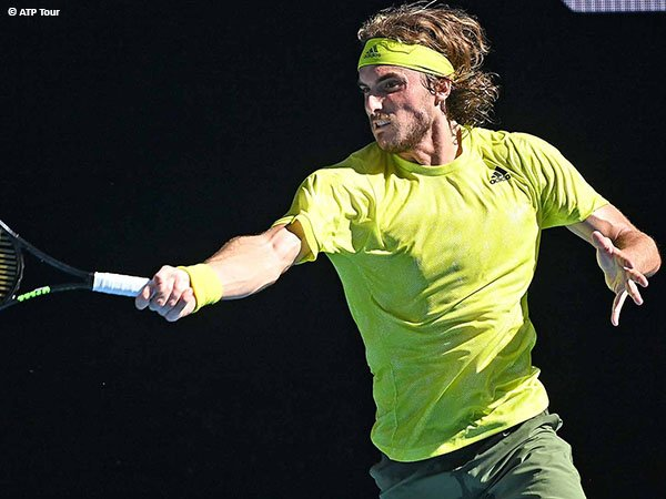 Stefanos Tsitsipas melenggang ke babak keempat Australian Open 2021