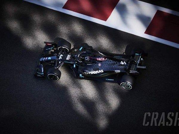 Mercedes dapatkan permasalahan untuk mobil F1-nya.