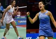Marin dan Sindhu Kemungkinan Akan Bentrok di Final Swiss Open 2021