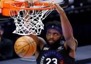 New York Knicks Kehilangan Mitchell Robinson Karena Cedera Tangan