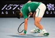 Novak Djokovic Khawatirkan Kondisinya Usai Selamat Dari Laga Epik