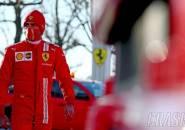 Sainz Harapkan 2021 Jadi Transisi Ferrari di Formula 1