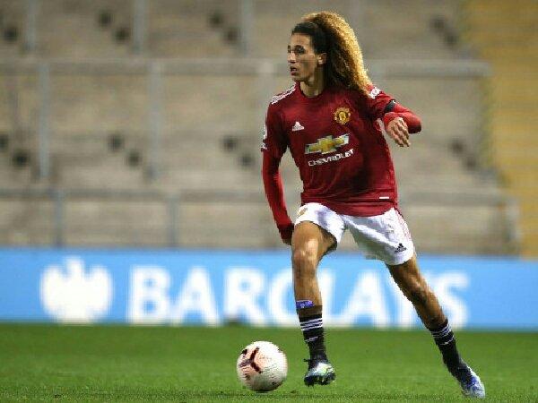 Solskjaer konfirmasi promosi Hannibal Mejbri ke tim utama Manchester United