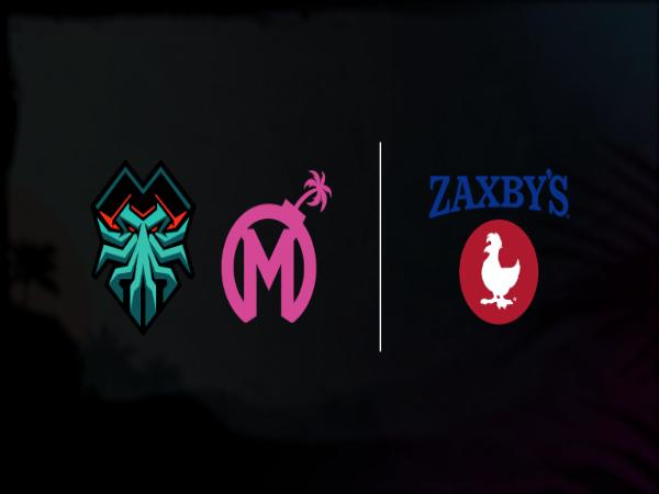 Zaxby's Perbarui Kemitraan dengan Tim Overwatch League, Florida Mayhem