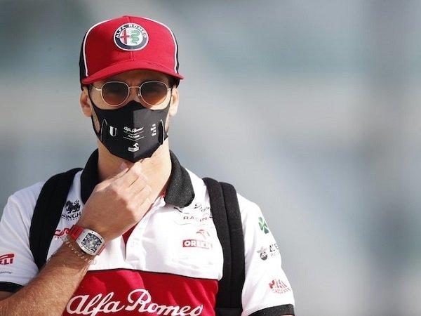 Antonio Giovinazzi puas dengan pencapaian musim lalu meski belum optimal.