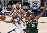 Giannis Antetokounmpo Terkesan Dengan Performa Apik Utah Jazz